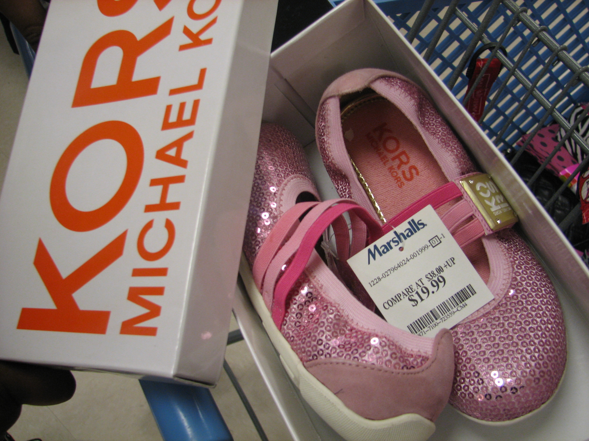 Marshalls Baby Shoes